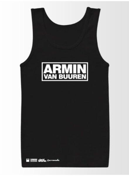 Armin van Buuren Armin van Buuren - Black Logo Vest - Men