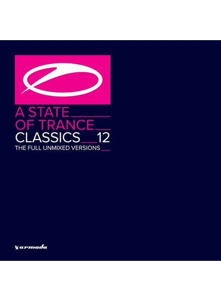 A State Of Trance Armin van Buuren - A State Of Trance Classics, Vol. 12 [PRE-ORDER]