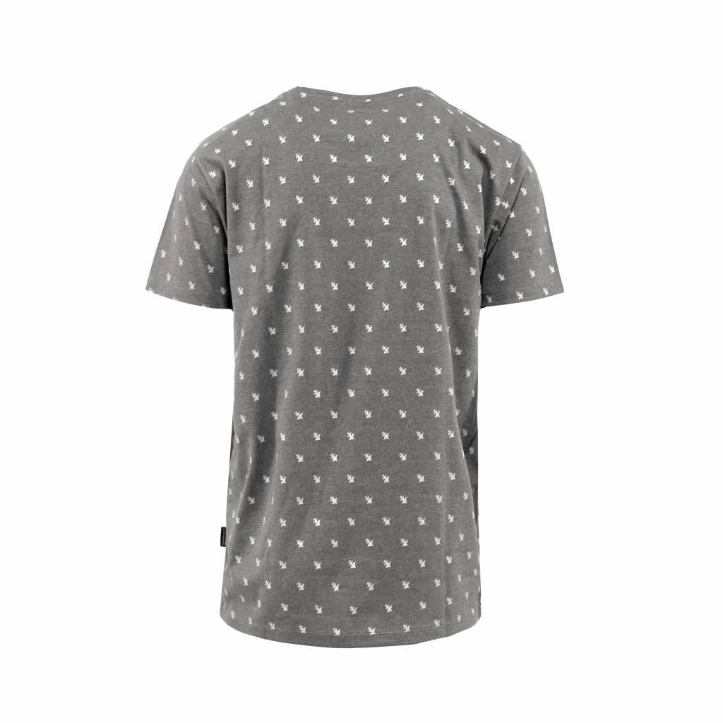 Armada Music Armada Music - Grey All Over Logo - T-Shirt
