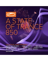 A State Of Trance A State Of Trance 850 (The Official Album)