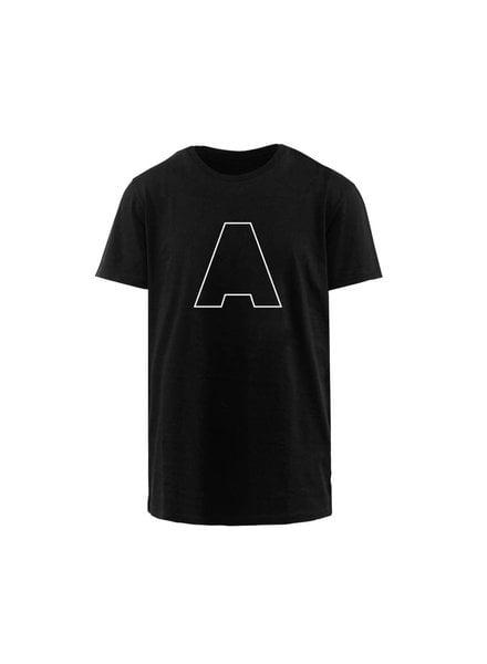 Armin van Buuren Armin van Buuren - A See Through Logo - Black T-Shirt