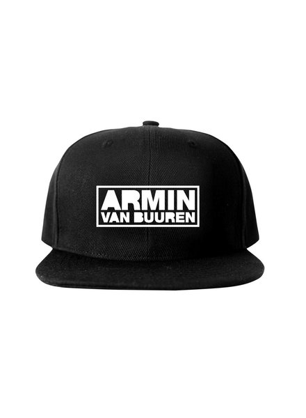 Armin van Buuren Armin van Buuren - Logo Cap (Black & White)