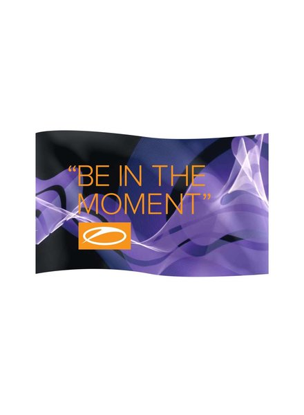 A State Of Trance A State Of Trance - Be In The Moment - Flag
