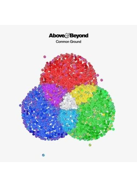 Above & Beyond - Common Ground  - Vinyl