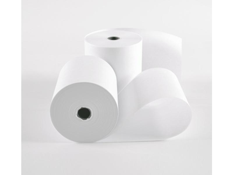 Witte kassarollen houtvrij 44x80x17 mm