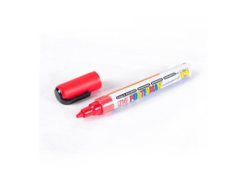 Posterman watervaste krijtstift, 2-6mm