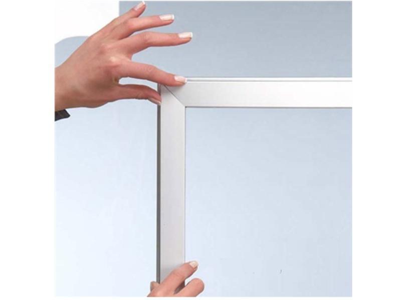 Kliklijst Window Enkelzijdig 25mm