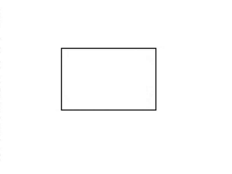 Uno prijsetiketten 26x16 wit rechthoek - 1ds á 36 rol