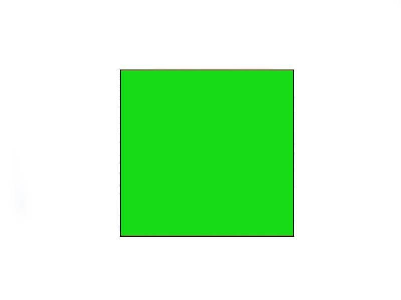 BLITZ Prijsetiketten 29x28 fluor groen - 1 ds à 30 rol