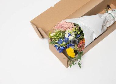 Box of Flowers + een uniek kado