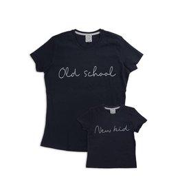 Studio Mini-Me Oldschool t-shirt set Mama+kind