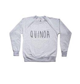 Me and Mini-Me Sweater Quinoa vrouw
