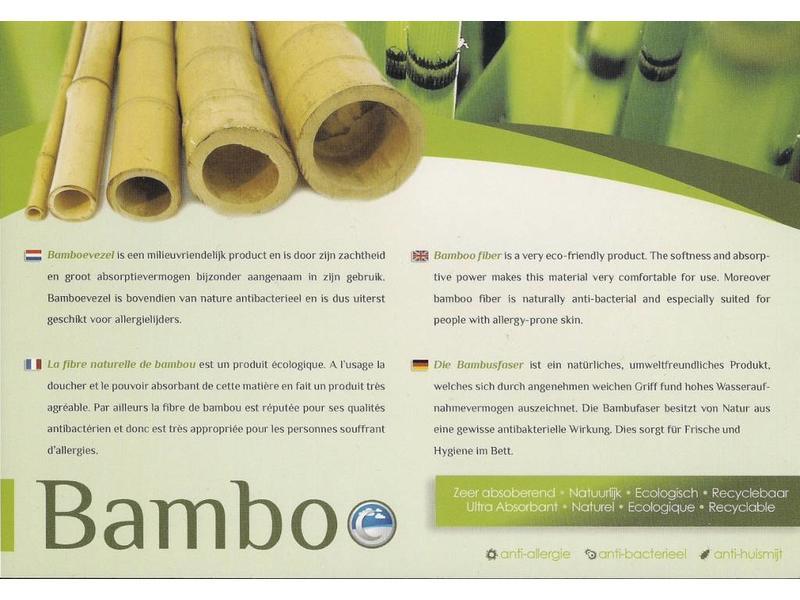 Tijk Voor Matras : Latex matras bamboe deluxe duurzaam en natuurlijk slapen