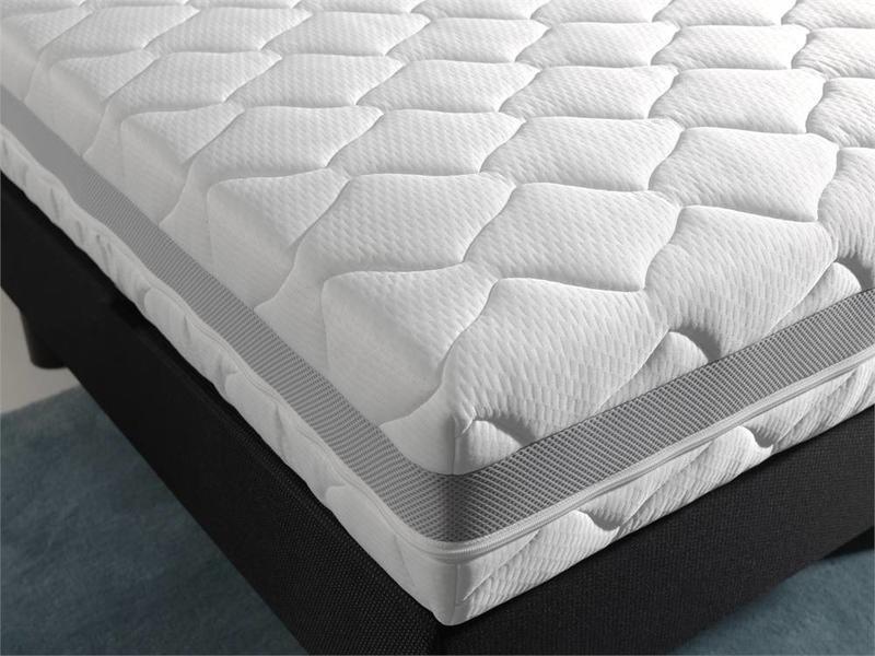 Pocketvering traagschuim matras fresh cool best buy