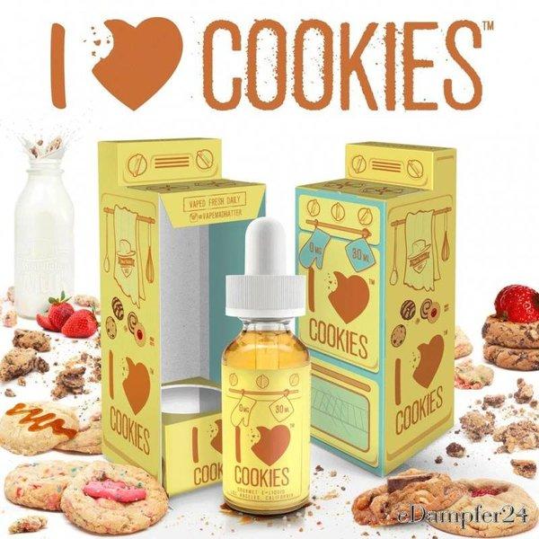 I Love Cookies Liquid 30ml