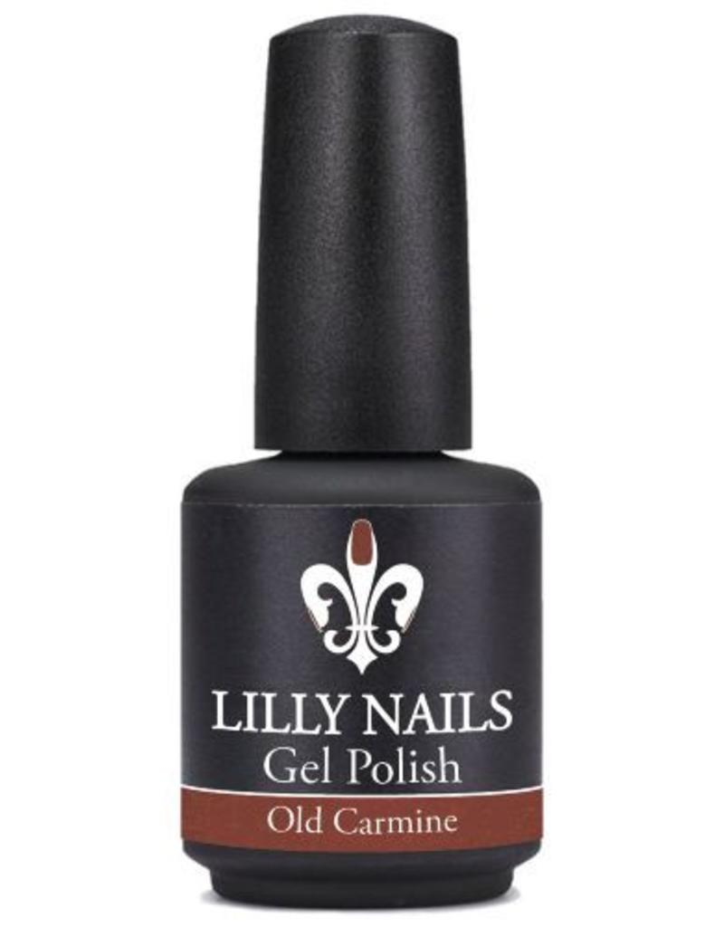 Gel Polish Old Carmine