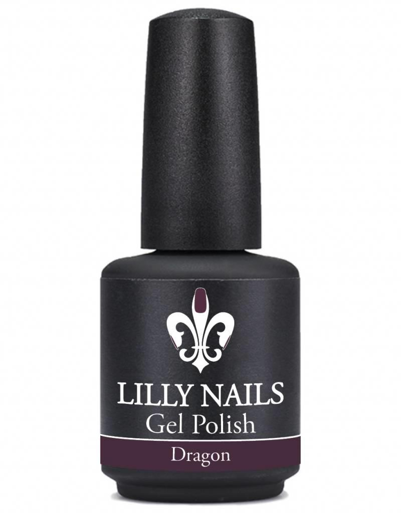Gel Polish Dragon