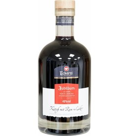 Eckerts Wacholder Brennerei GmbH Kirsch mit Rum-Likör Jubiläum 125 Jahre 40% 0,7 l EAN: 4007681075415 Art.Nr: 131