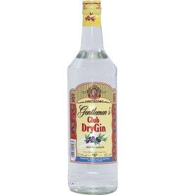 Eckerts Wacholder Brennerei GmbH Gentlemens Club Dry Gin 37,5 % 1,0l EAN: 4007681201074 Art.Nr: 235