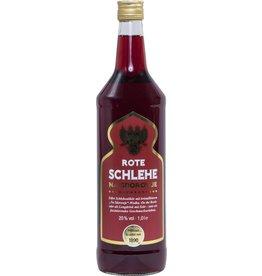 Eckerts Wacholder Brennerei GmbH Roter Schlehe Wodka 20 % 1,0l EAN: 4007681025502 Art.Nr: 358