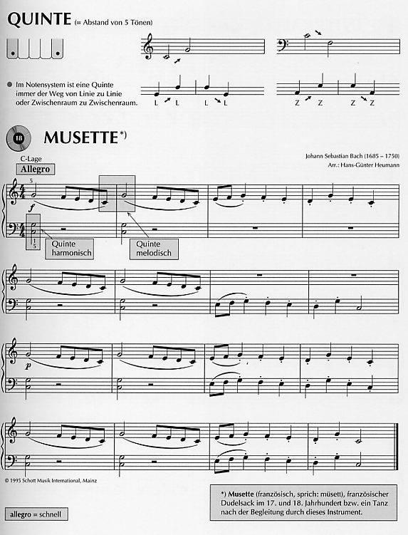 Verlag: Schott Music Klavierspielen - mein schönstes Hobby Band 1