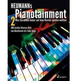 Verlag: Schott Music HEUMANNs Pianotainment 2