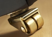FEURICH Mod. 122 - Universal Schwarz poliert/Messing