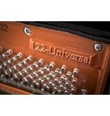 FEURICH Mod. 122 - Universal Schwarz poliert/Chrom