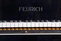 FEURICH Mod. 162 - Dynamic I Weiß poliert/Chrom