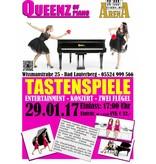 PS-ArenA QUEENZ of PIANO - TASTENSPIELE