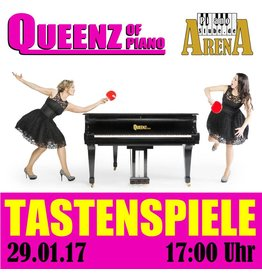 PS-ArenA 29.01.17 QUEENZ of PIANO - TASTENSPIELE