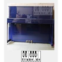 Sauter Ragazza 122 blau poliert