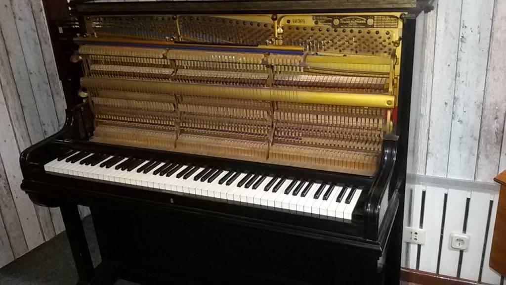 Blüthner Blüthner • Mod. 128 • Klavier • Antik • Baujahr: 1920