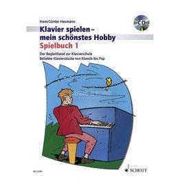 Verlag: Schott Music Spielbuch 1