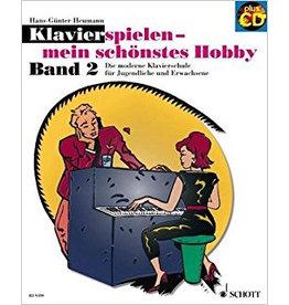 Verlag: Schott Music Klavierspielen - mein schönstes Hobby - Band 2