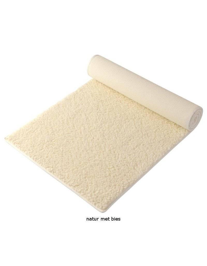 Mani Vivendi Scheerwollen Yogamat, 2 cm dik