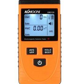 Mani Vivendi Elektrische en elektromagnetische straling meten