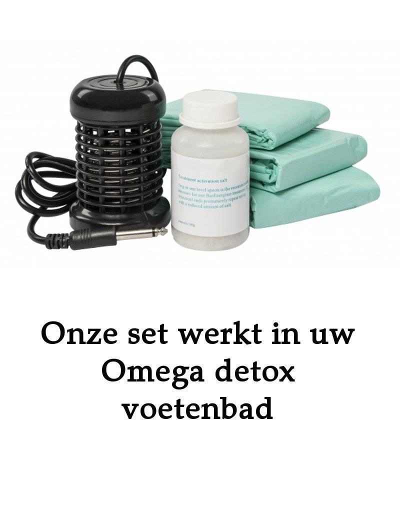 Mani Vivendi Omega detox vervangingsset