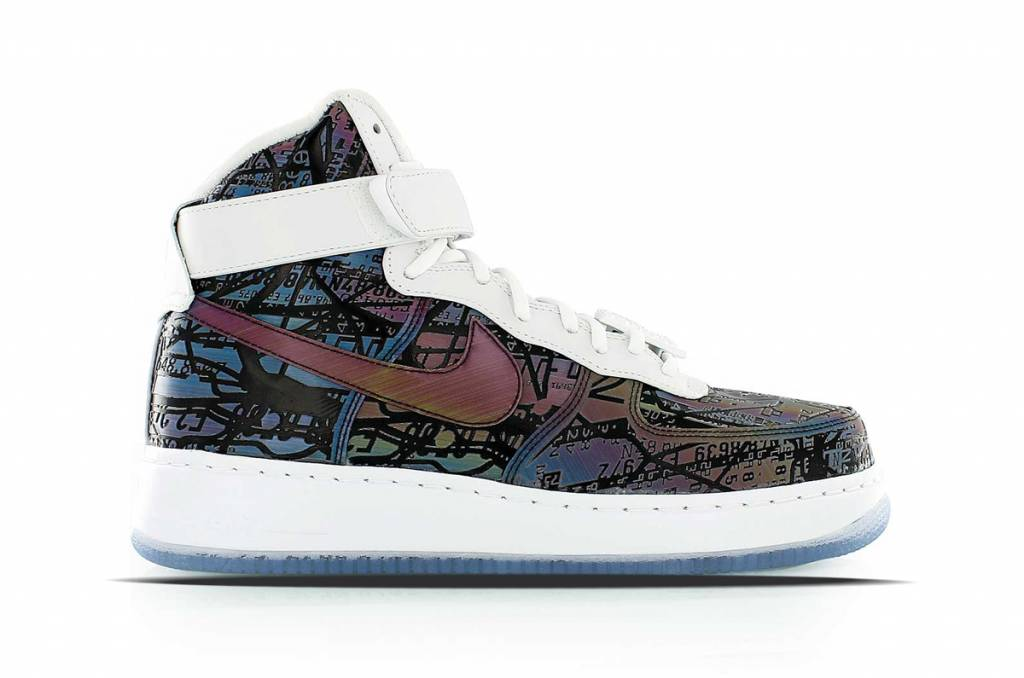 Nike Nike Air Force 1 High Comfort LW Premium QS 812981-900