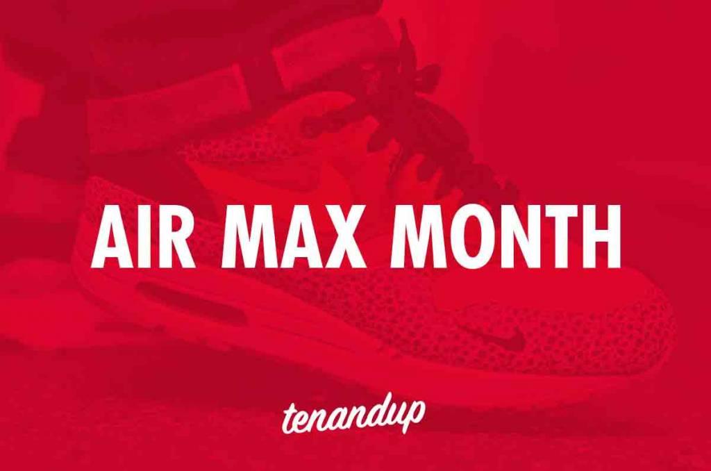 Air Max Month 2017