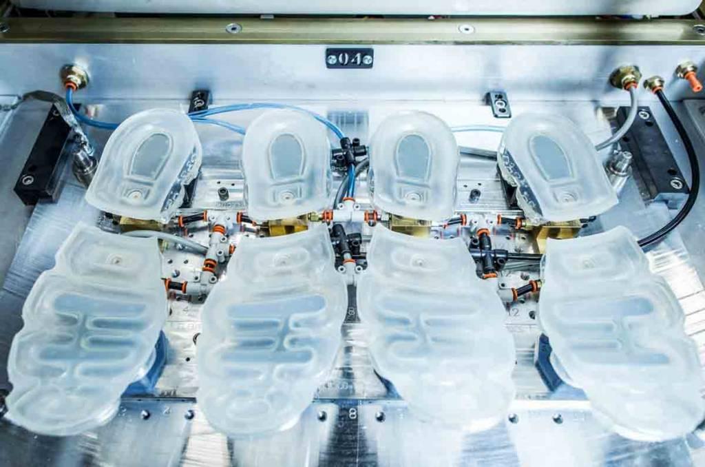 Een kijkje in de keuken bij de AIR fabriek van Nike