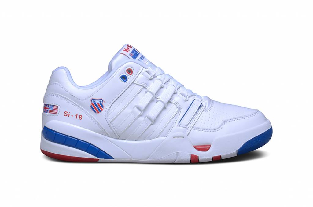 K-Swiss K-Swiss SI-18 International OG 50th Anniversary 03953-954