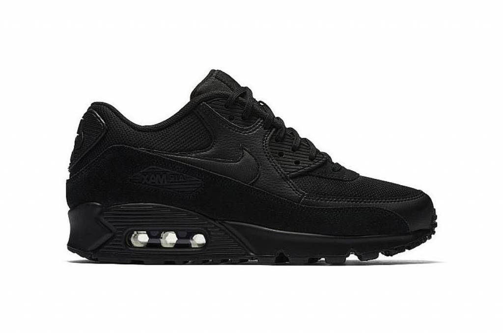 nike air max 90 dames black