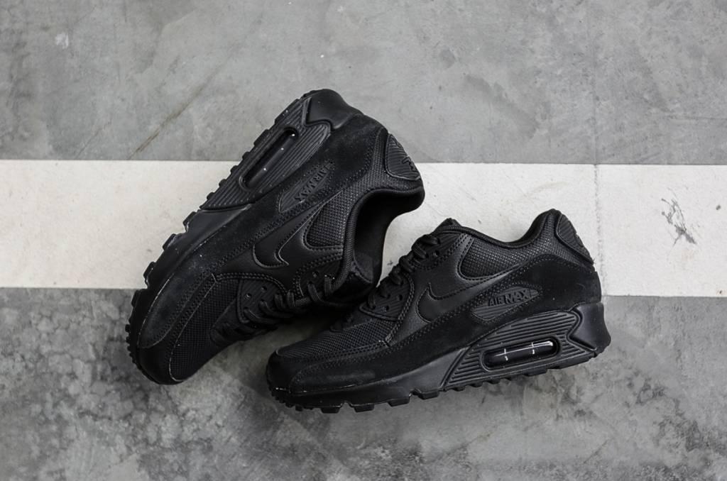 separation shoes dfa95 2b037 low price nike air max 90 black and black 3cfb2 40ca2