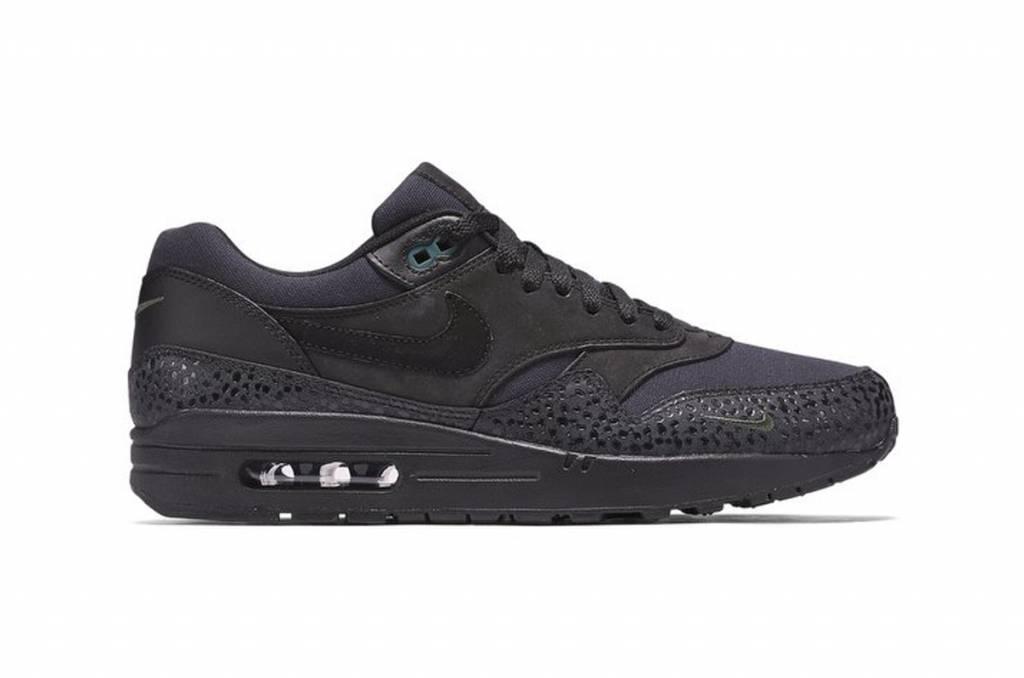 Nike Nike Air Max 1 Premium 'Black Bonsai' 512033-030