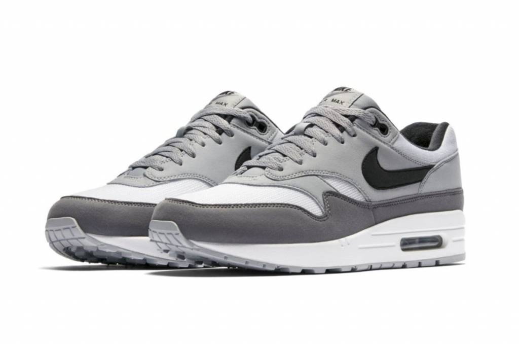 Nike Air Max 1 AH8145-101 (White/Black)