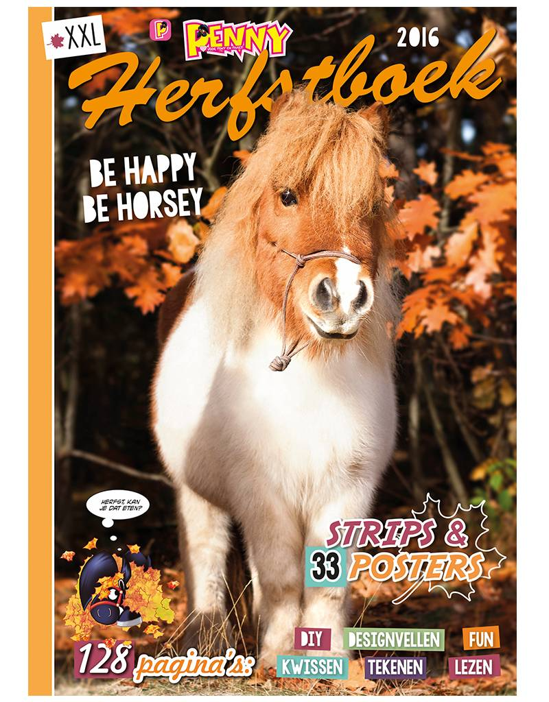 Penny Herfstboek 2016