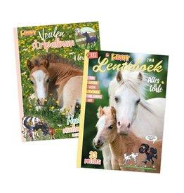 Penny Lenteboek 2018 + Veulen stripalbum