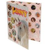 Penny-verzamelband – wit