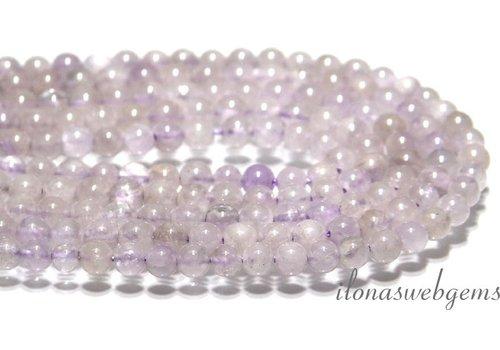 Amethyst Perlen ca. 5mm
